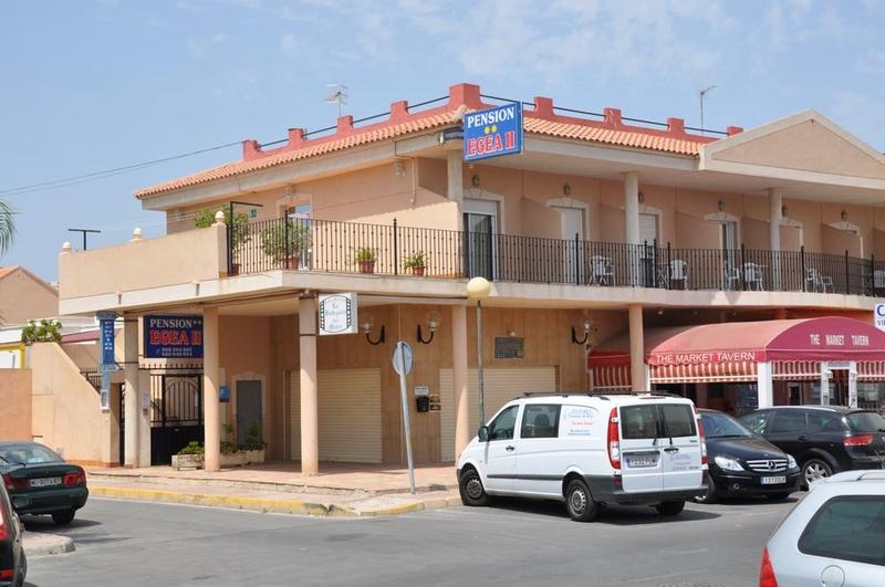 Pension Egea offers accommodations in Puerto de Mazarron