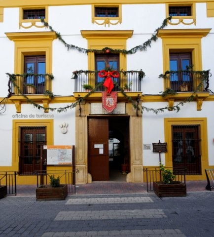 La Casa Granero in Calasparra