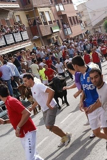 Fiestas in Calasparra