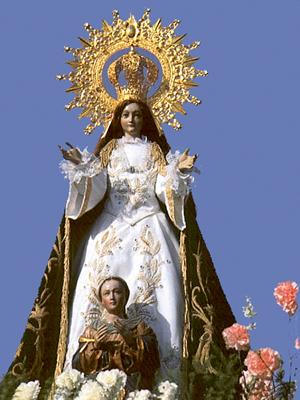 Romería de la Virgen de la Esperanza in Calasparra every 1st May