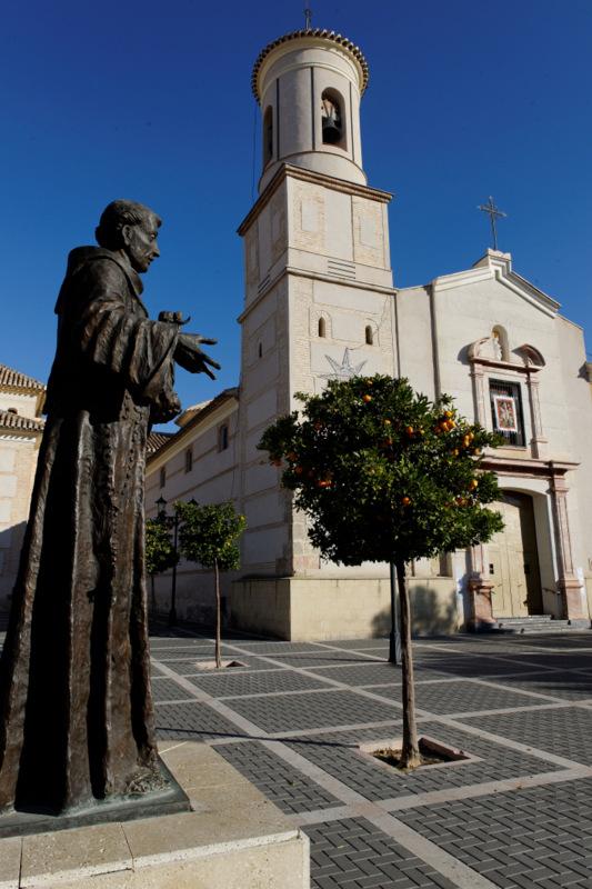 Santuario De La Santísima Virgen De Las Maravillas, Cehegin