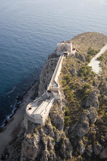 Castillo de San Juan de las Águilas, Águilas castle