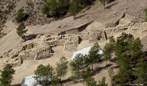History rewritten, 4200 year old bronze age fortress unveiled at La Bastida, Totana