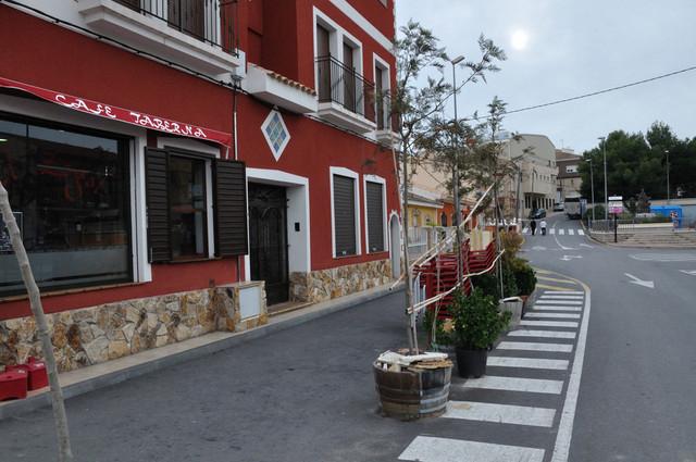 Ayuntamiento de Aledo and parking
