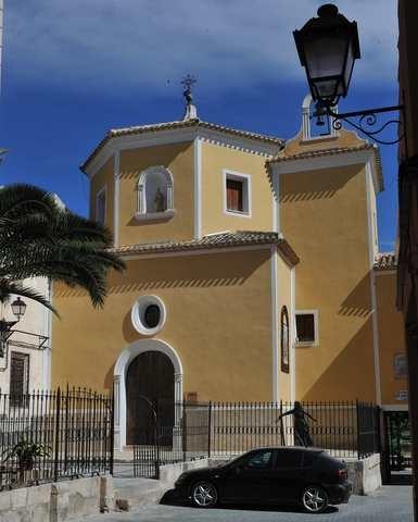 Ermita de San Bartolomé, Cieza