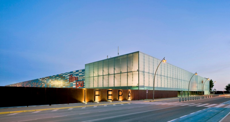 IFEPA exhibition centre in Torre Pacheco