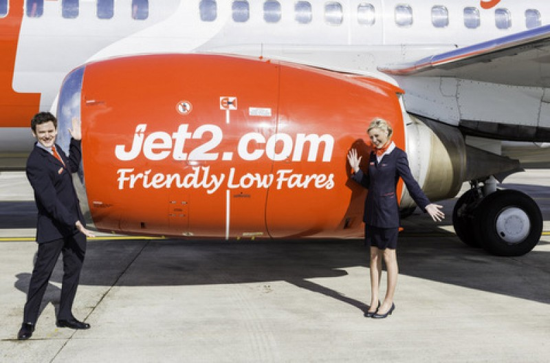 <span style='color:#780948'>ARCHIVED</span> - It's official: Jet2.com announces take off at Corvera Airport