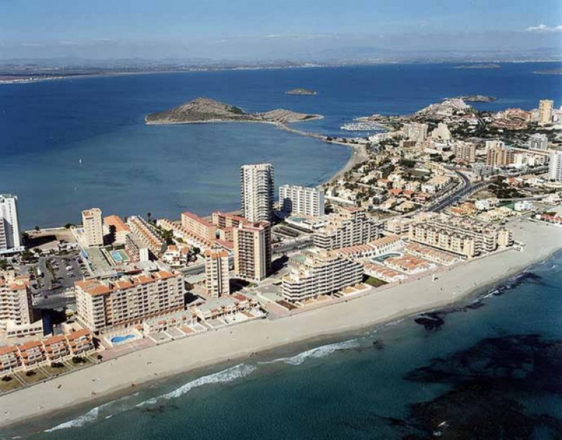 <span style='color:#780948'>ARCHIVED</span> - Plans presented for first phase of new La Manga seafront walk