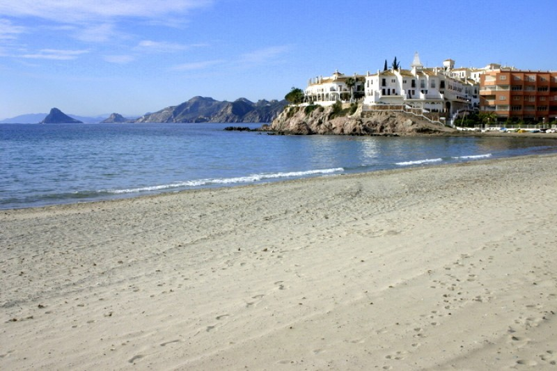 <span style='color:#780948'>ARCHIVED</span> - Blue flag and Q for Quality beaches in the municipality of Águilas 2019