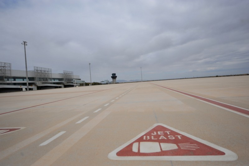 <span style='color:#780948'>ARCHIVED</span> - Spanish government authorizes closure of San Javier airport on 14th January