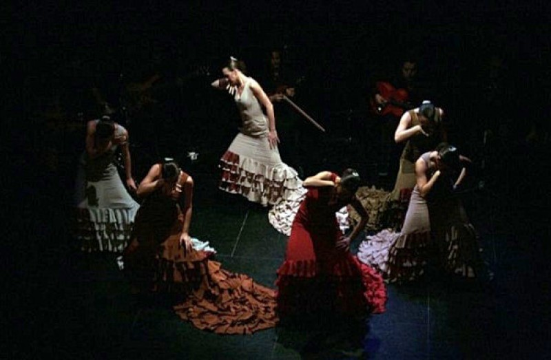 <span style='color:#780948'>ARCHIVED</span> - 26th April 2019: La Zapatera Prodigiosa with the Compañía Murciana de Danza at the Murcia Auditorium