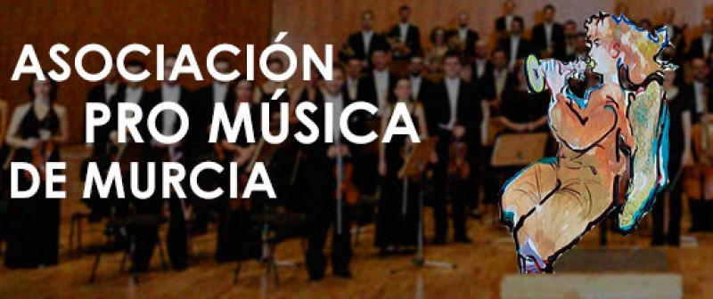 2018/19 Pro Música concert cycle at the Auditorio Víctor Villegas in Murcia