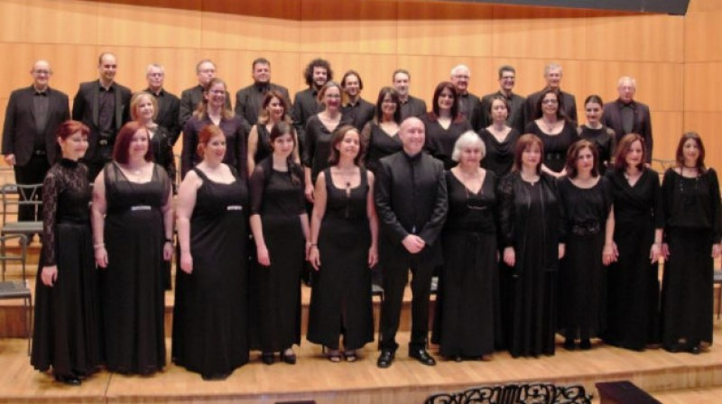 <span style='color:#780948'>ARCHIVED</span> - Friday 17th May, choral concert at the Auditorio Víctor Villegas in Murcia with Orpheus Music