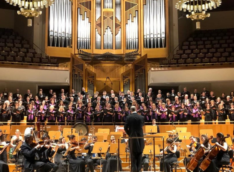 <span style='color:#780948'>ARCHIVED</span> - 4th June, choral concert at the Auditorio Víctor Villegas in Murcia