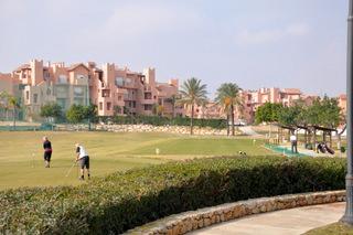 Mar Menor Golf Resort Golf Course