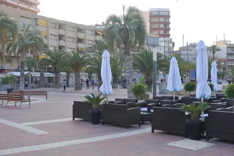 Paseo Maritimo and Puerto Deportivo, Puerto de Mazarron