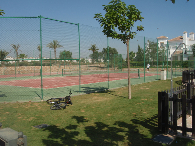 Sporting facilities on the La Torre Golf Resort ( Non-golf)