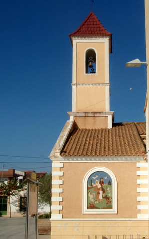 Mass times in the municipality of Torre Pacheco
