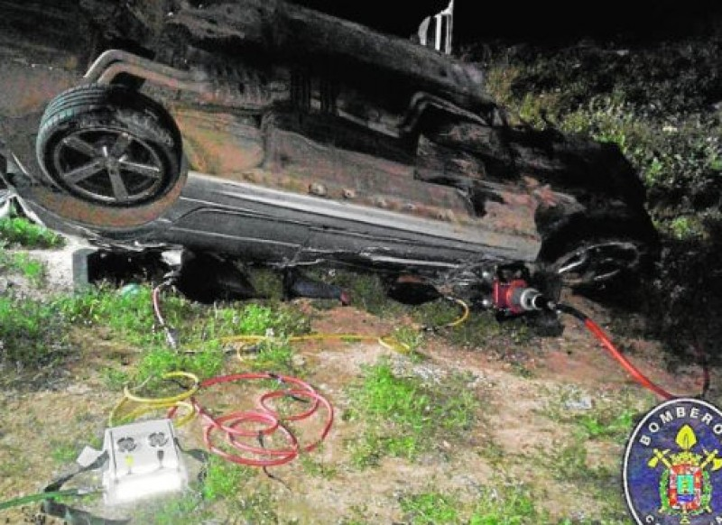 <span style='color:#780948'>ARCHIVED</span> - Fatal accident on the inland road between Cartagena and Mazarrón