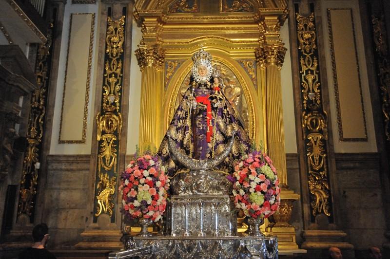 17th September 2019 Romería of the Virgen de la Fuensanta in Murcia City