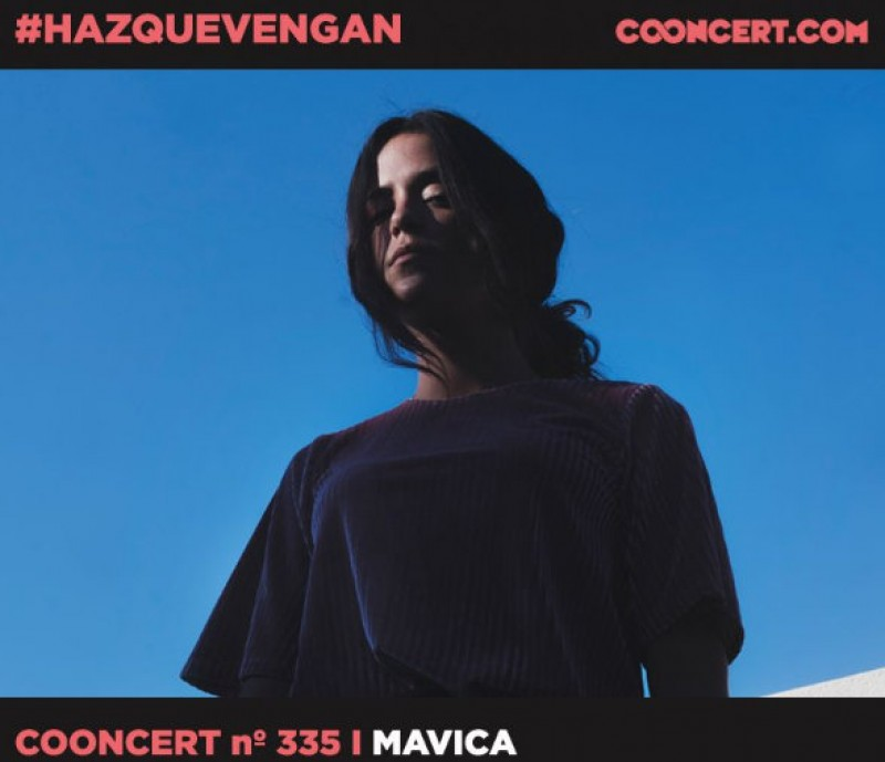 <span style='color:#780948'>ARCHIVED</span> - 21st June, Mavica live in concert at the Auditorio Víctor Villegas in Murcia