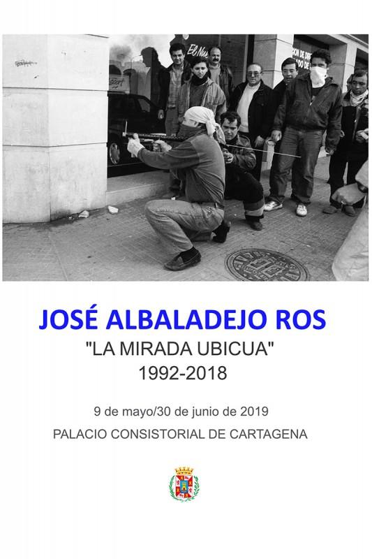 <span style='color:#780948'>ARCHIVED</span> - La Mirada Ubicua by José Albaladejo Ros in Cartagena