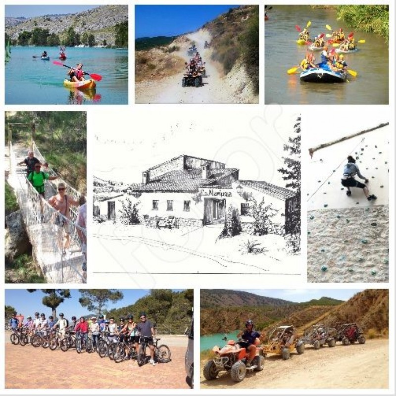 <span style='color:#780948'>ARCHIVED</span> - 20th to 26th May Alhama de Murcia What's on programme