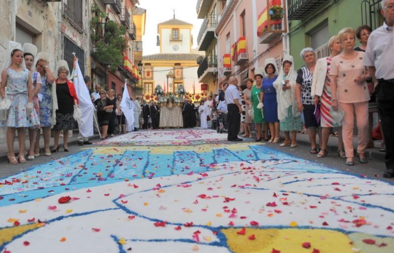 Corpus Christi in Archena
