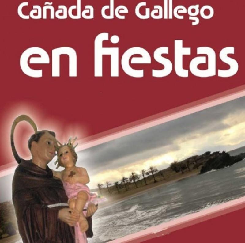 <span style='color:#780948'>ARCHIVED</span> - 10th to 16th June, annual fiestas in Cañada de Gallego (Mazarrón)