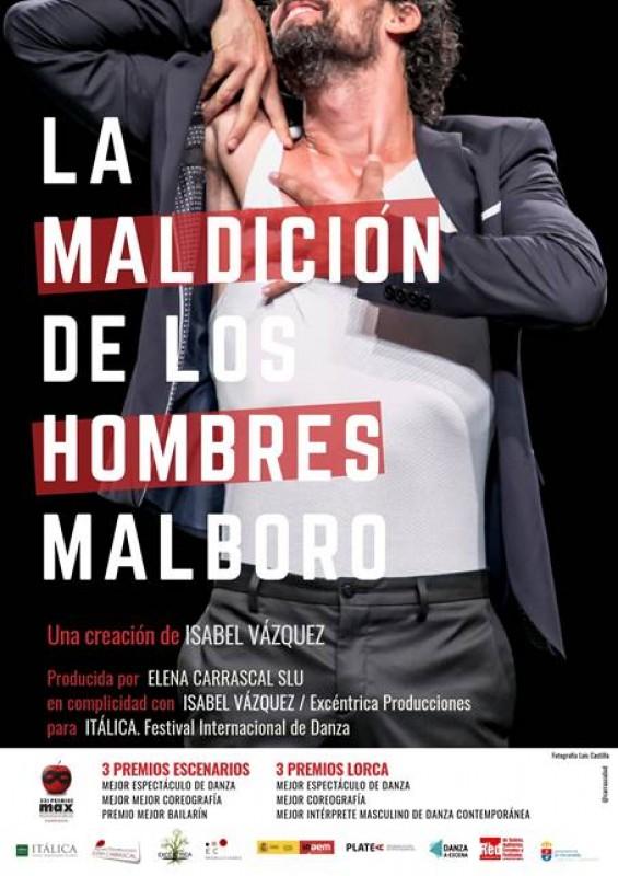 Saturday 5th October Dance in Águilas; La Maldición de los Hombres Malboro