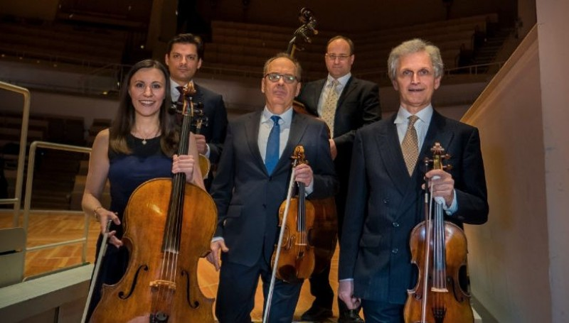 <span style='color:#780948'>ARCHIVED</span> - 11th December, the Berlin Philharmonic Quintet open the Grand Concerts cycle at the Auditorio Víctor Villegas in Murcia