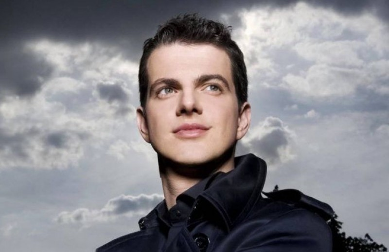 23rd May 2020 Philippe Jaroussky and the Artaserse Ensemble at the Auditorio Víctor Villegas in Murcia