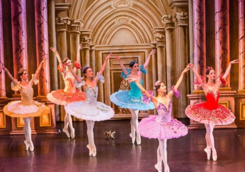 <span style='color:#780948'>ARCHIVED</span> - 7th January 2020 Sleeping Beauty by the Saint Petersburg Ballet at the Auditorio Víctor Villegas in Murcia