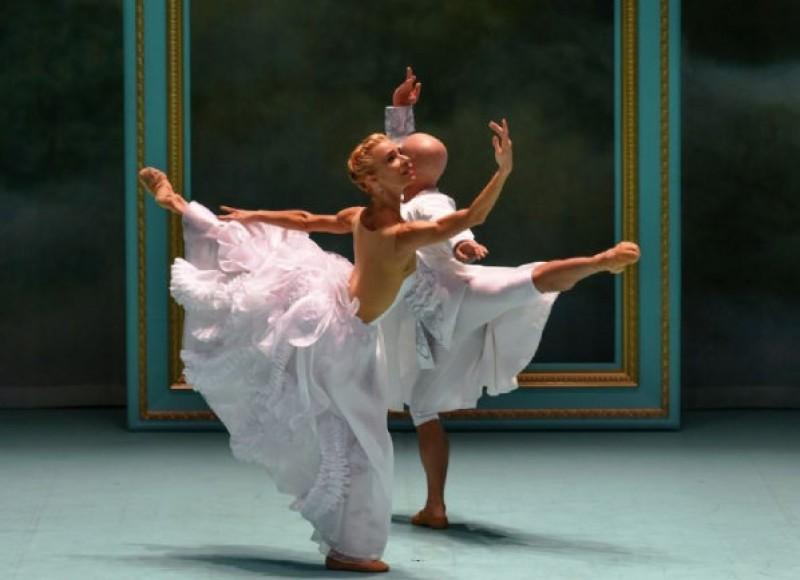 16th May 2020 the Malandain Biarritz Ballet at the Auditorio Víctor Villegas in Murcia