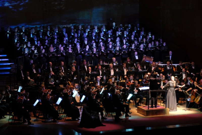 <span style='color:#780948'>ARCHIVED</span> - 3rd April 2020 première of Stabat Mater by Moreno-Buendía at the Auditorio Víctor Villegas in Murcia