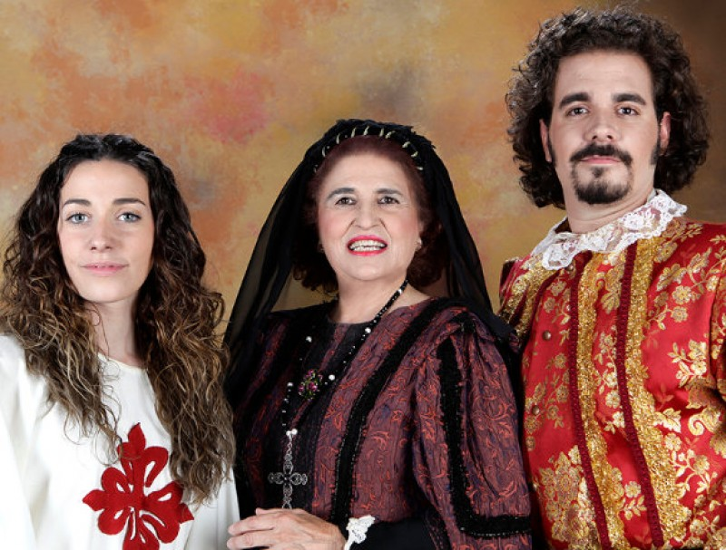 <span style='color:#780948'>ARCHIVED</span> - 20th October, the All Saints' Day play Don Juan Tenorio at the Auditorio Víctor Villegas in Murcia
