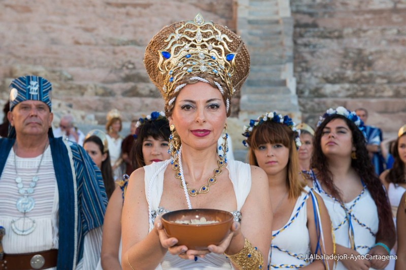 Until 7th October, Carthaginians and Romans exhibition at the Roman Theatre Museum in Cartagena