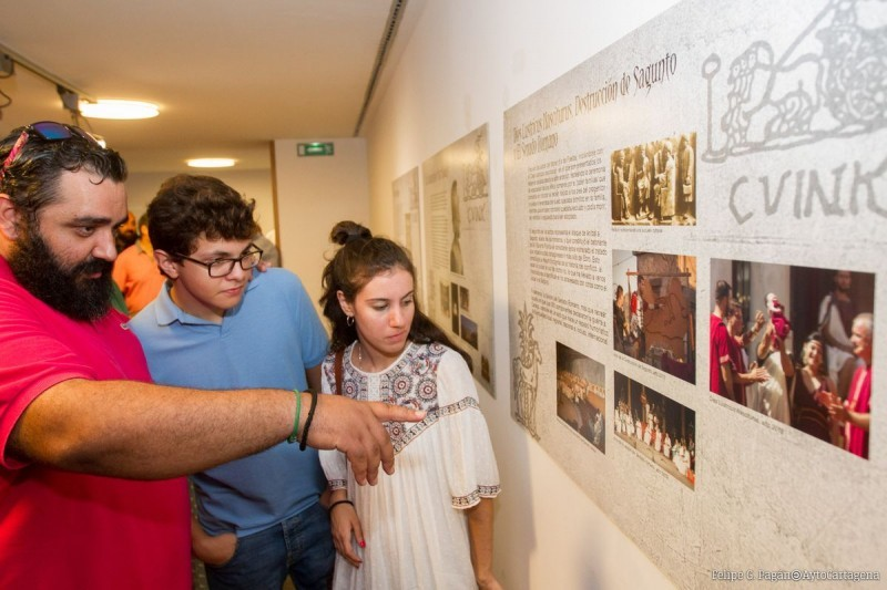 <span style='color:#780948'>ARCHIVED</span> - Until 7th October, Carthaginians and Romans exhibition at the Roman Theatre Museum in Cartagena