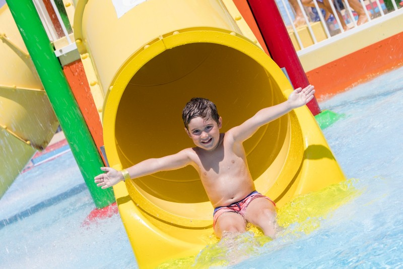 <span style='color:#780948'>ARCHIVED</span> - Terra Natura water park in Murcia: pay for one day, go back the next day again free