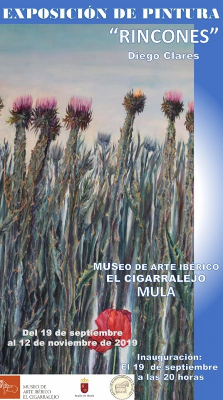 19th September to 12th November Exhibition in Mula
