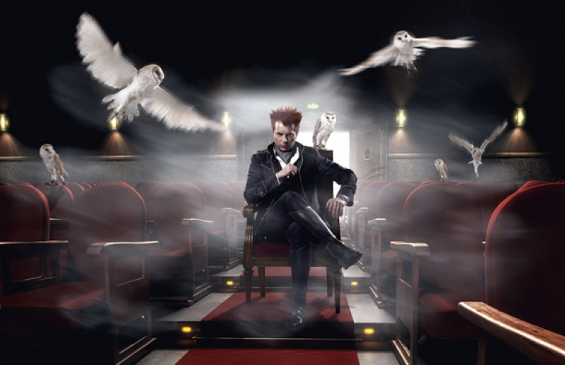 <span style='color:#780948'>ARCHIVED</span> - 1st November, world champion magician Yunke at the Teatro Guerra in Lorca