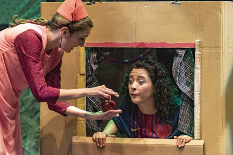 <span style='color:#780948'>ARCHIVED</span> - 12th November, Snow White in English at the Teatro Guerra in Lorca