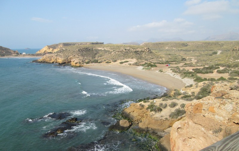 <span style='color:#780948'>ARCHIVED</span> - Sunday 17th November FREE guided walk along four wild beaches in the Águilas municipality