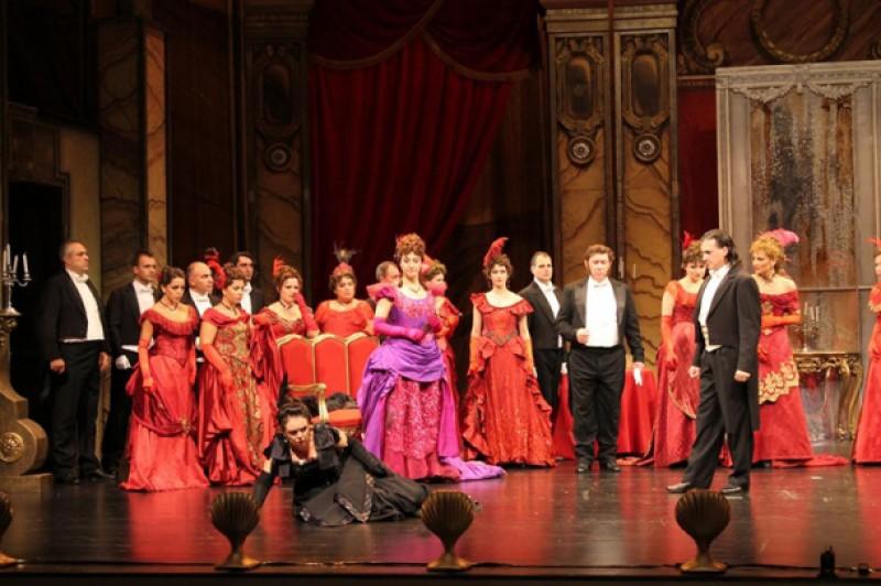 19th November coach trip from Mazarrón to see la Traviata in Lorca