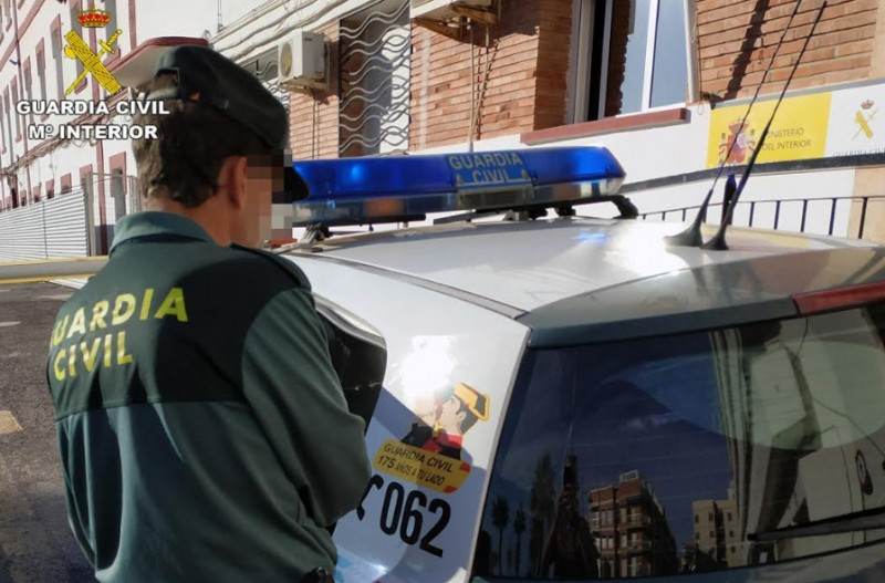 <span style='color:#780948'>ARCHIVED</span> - Woman arrested after 4 burglaries and thefts in Puerto de Mazarrón