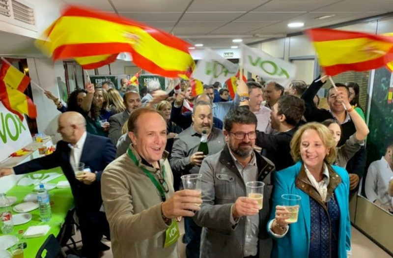 <span style='color:#780948'>ARCHIVED</span> - Murcia becomes a bastion of the far right wing
