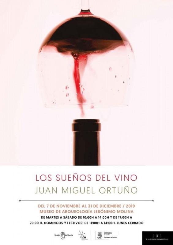 <span style='color:#780948'>ARCHIVED</span> - Exhibition: Los Sueños del Vino in Jumilla
