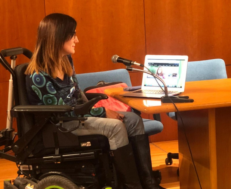 <span style='color:#780948'>ARCHIVED</span> - Valencia woman refused permission to board Ryanair flight with electric wheelchair