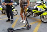 Electric scooters to be banned from pavements in Spain