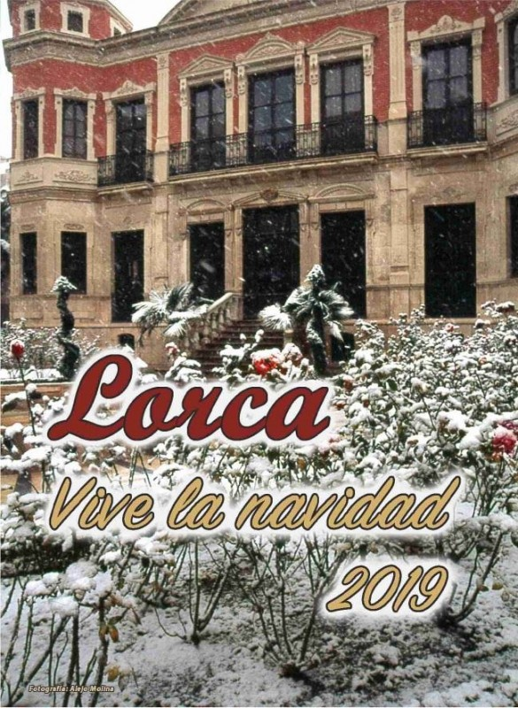 <span style='color:#780948'>ARCHIVED</span> - Lorca Christmas 2019 and Three Kings 2020 programme in English